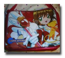 CardCaptors Soft Lunch Box by YuniNaoki