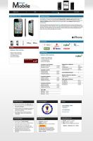 smart Mobile Ebay Article Site by BAS-design