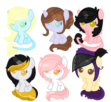 Pony Adopts by Vamp-y