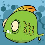 Andie the Fish by antonetteuy