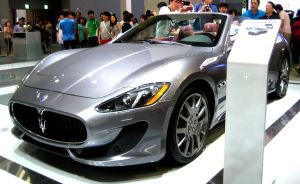 Super Beautiful Maserati Grancabrio by toyonda