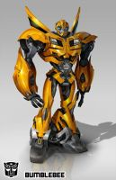 Bumblebee by Desoluz