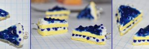 clay blueberry cake by cihutka123