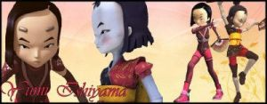 Yumi Ishiyama post. by Aelita-Cyber-Fan