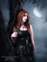 .:Moonromanticism:. by Morteque