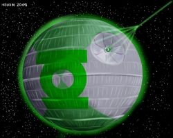 Death Star Doesn't Socialize by KhairulHisham