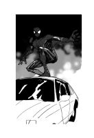 Spidey-Mondays-15-bw-b by antcody