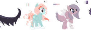 Pegasi Auctions (closed!) by dragonsweater