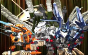 Zoids Background by Spyke89