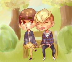 Taosoo 2 by Kimchiitazztic