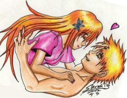 Ichihime Lover's Colored by Bleach-Lovers