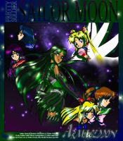 Contest: SMoon- Armageddon by SailorDream