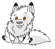 Jakey tail floof -Animation- by boxes-of-foxxes