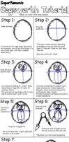 How To Draw Cogsworth by SuperRamen