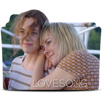 Lovesong Folder Icon by MaxineChernikoff