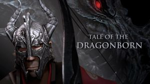 Tale of the Dragonborn by Konnestra
