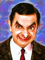 Mister Bean by fmr0
