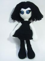Black doll 2 by KooKooCraft