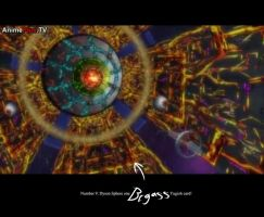 Number 9: 'Biggest yugioh card ever' Dyson Sphere by Xaidon