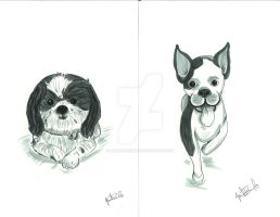 Dogs 2 by aprilmdesigns