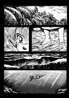 Swimmer page 2 by jimsupreme