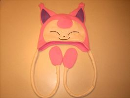 Skitty Hat by ChristopherDurdle