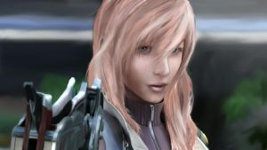 Final Fantasy Lightning by Celtic-balverine
