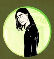 Young Severus by eilidhgw