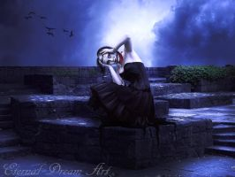 The Mime by Eternal-Dream-Art