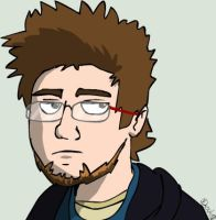 Kinda Realistic Tom by eddsworld