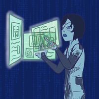 The True Corruption of Cortana by ChorpSaway