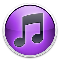 Purple iTunes Icon by TheArcSage