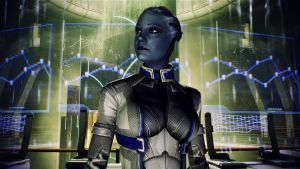 Liara T'Soni 27 by johntesh
