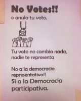 Democracia? by jorgicio