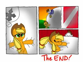 The Apple Family Needs Help END by KyleStudios