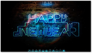 Happy New Year for everyone by AnnaVirtanen