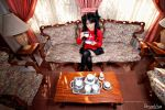 Tohsaka Rin - Do you want some tea? by katsu-05