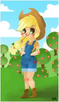 It's an Applejack by fishcup