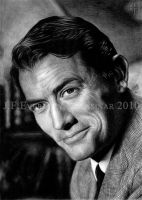 Gregory Peck by Kalasinar