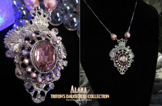 King Triton's Daughters Collection : Alana by Firefly-Path