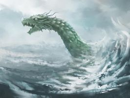 Leviathan by MaBuArt
