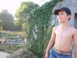 Young Boy 3 by Clopi