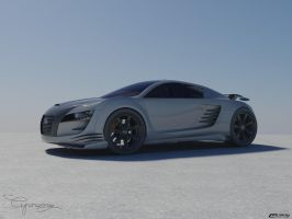 Audi RSZ desert by cipriany