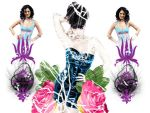 Katy Perry Flowers by KiRAKiWI1215