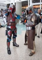 Jango and Boba Fett by EriTesPhoto