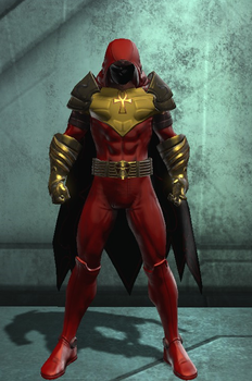 Azrael (DC Universe Online) by Macgyver75