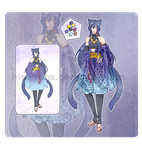 Yokai Adoptable # 1: Bakeneko [CLOSED] by Nii-hon