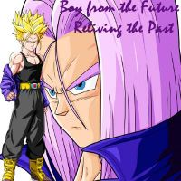 Future Trunks Icon by Tapions-Flute