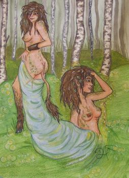 Hulder - w4 by WhimsicalWitch