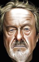 Ridley Scott with color by chngch